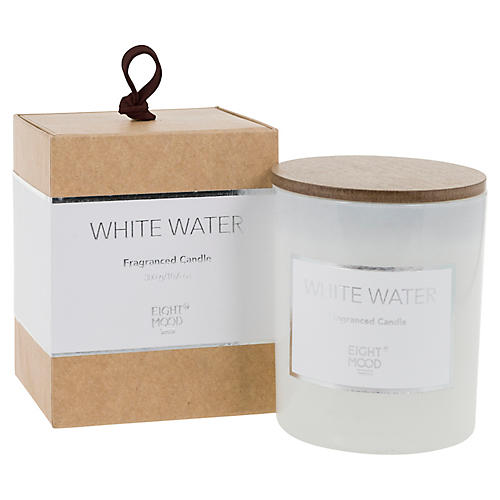 Pure Candle, White Water