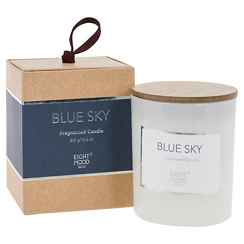 Pure Candle, Blue Sky
