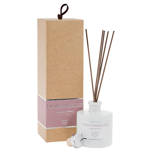 Pure Diffuser, Mimosa & Rose