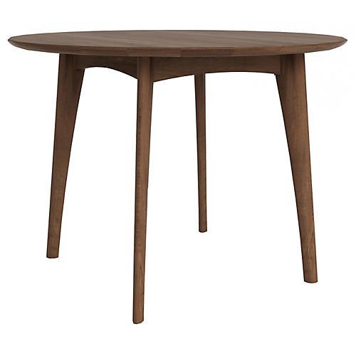 Osso Bistro Table, Walnut