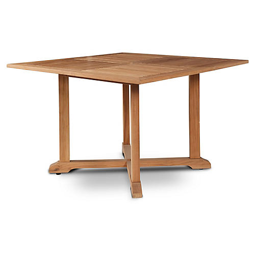 Venice Dining Table, Natural
