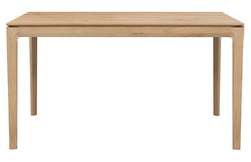 Bok Extension Dining Table, Oak