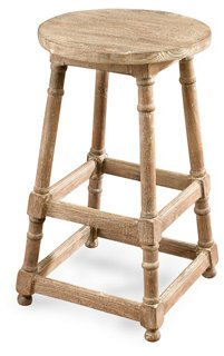 Winslow Barstool, Weathered Sand