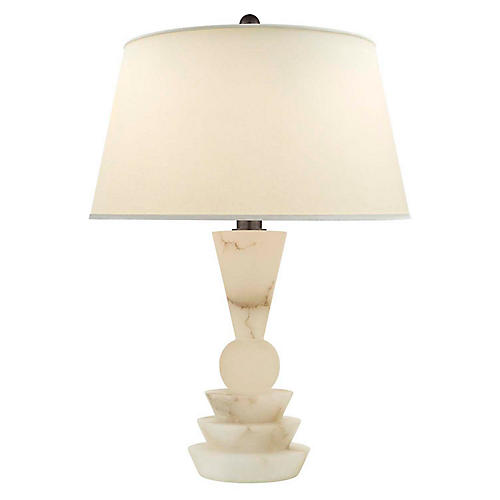 Holden Table Lamp, Natural