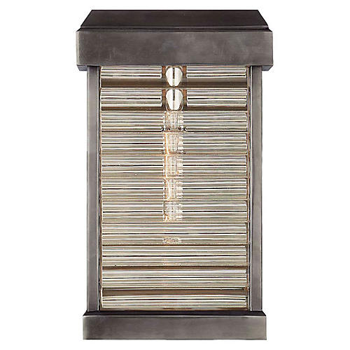 Dunmore Outdoor Sconce, Bronze