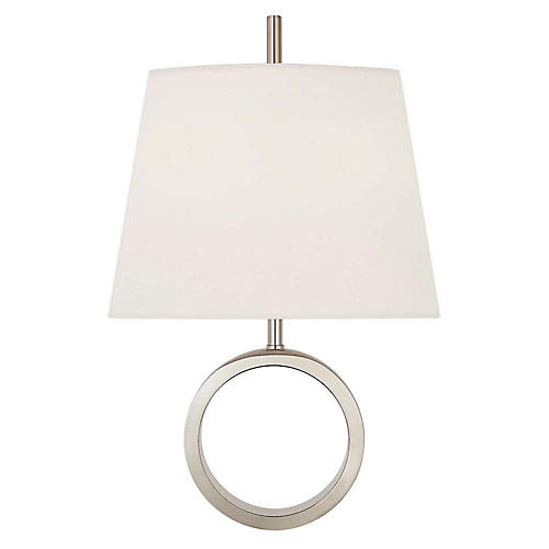 Simone Sconce, Polished Nickel