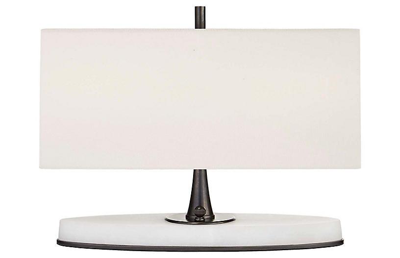 Casper Desk Lamp, Bronze