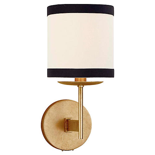 Walker Sconce, Gold
