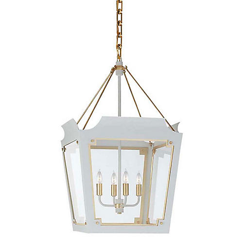 Caddo Lantern, Soft White