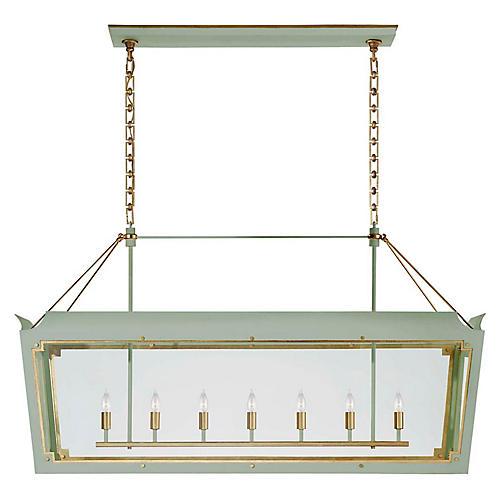 Caddo Lantern, Celadon