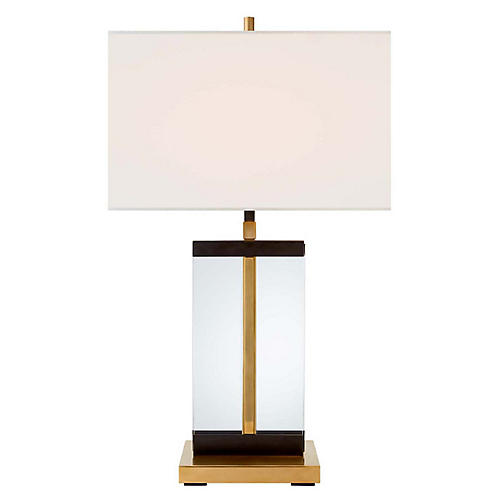 Porto Table Lamp, Bronze