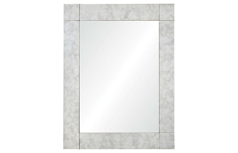 Connor Wall Mirror, Clear