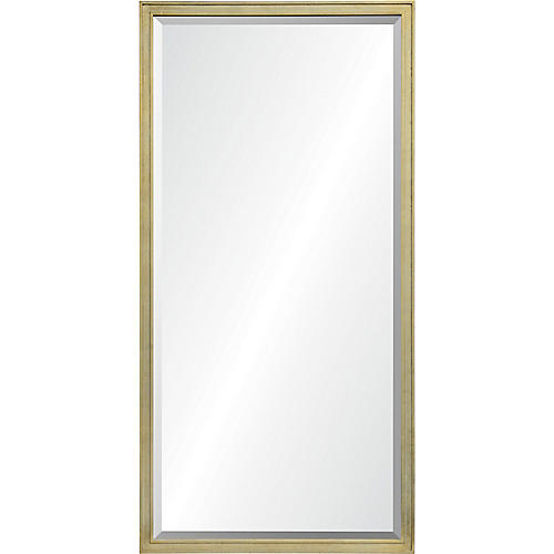 Barwell Wall Mirror, Gold