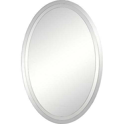 Include Wall Mirror, Clear