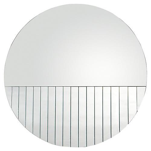 Bowan Wall Mirror, Clear