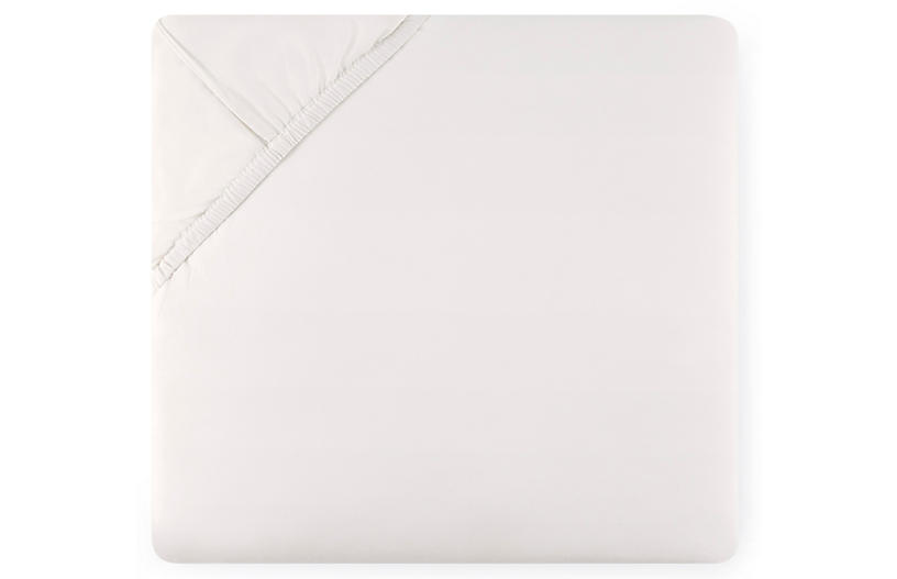 Grande Hotel Fitted Sheet, Ivory