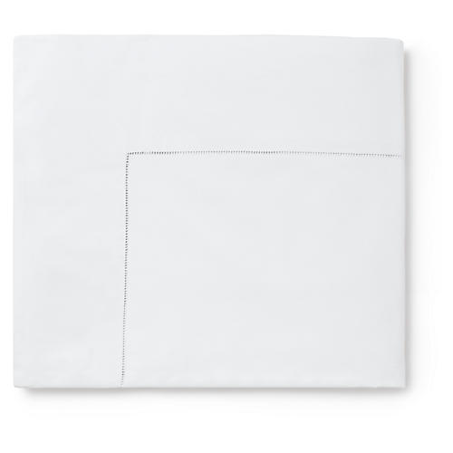 Celeste Flat Sheet, White