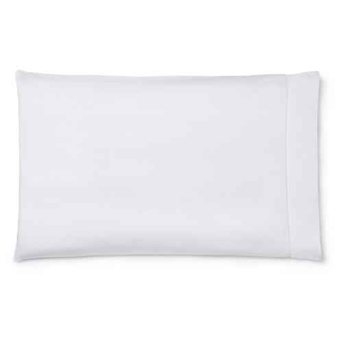 S/2 Fiona Pillowcases, White