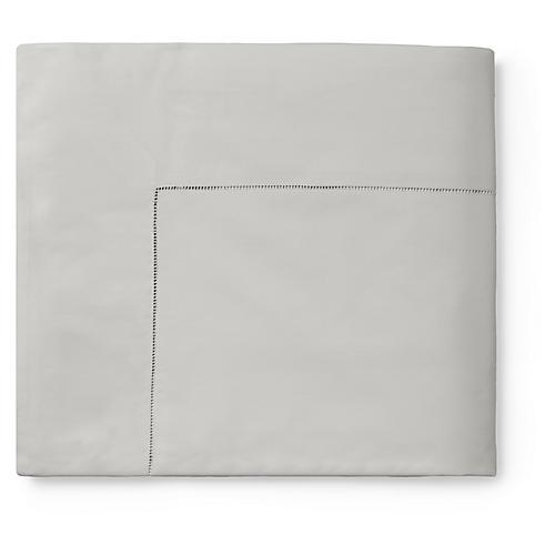 Celeste Flat Sheet, Gray