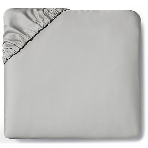 Fiona Fitted Sheet, Gray