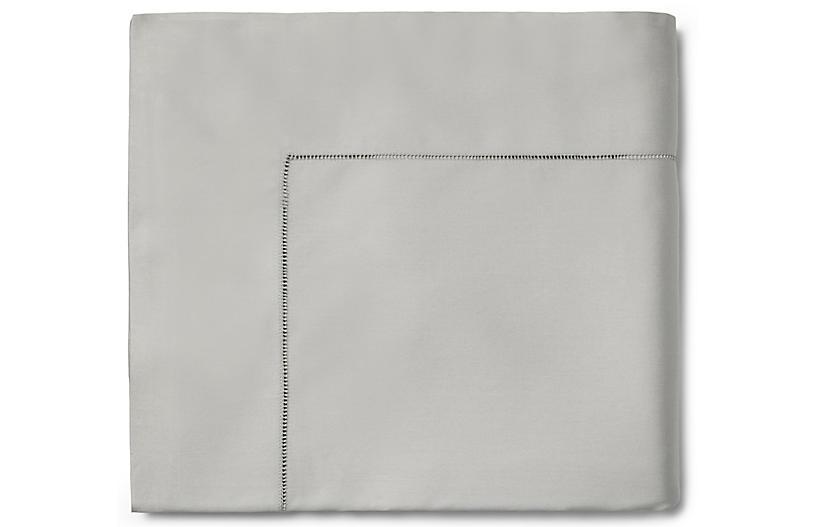 Fiona Flat Sheet, Gray