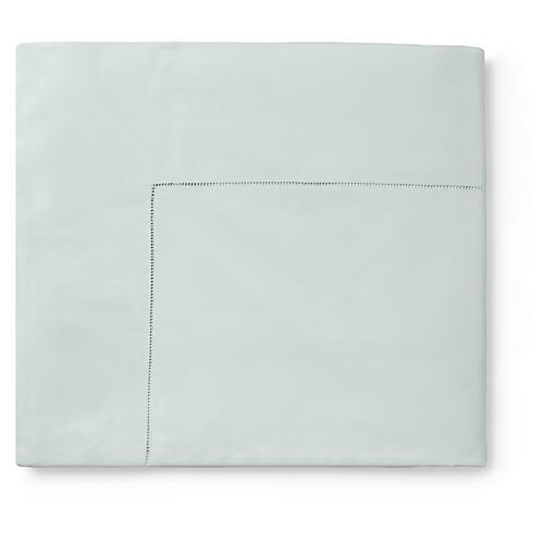 Celeste Flat Sheet, Silversage