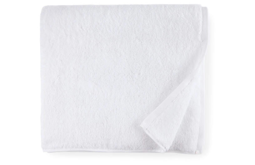 Sarma Hand Towel, White