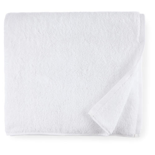 Sarma Bath Towel, White