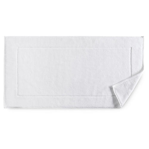 Sarma Bath Mat, White