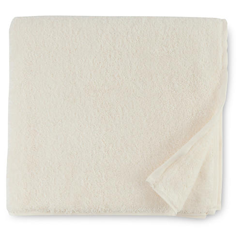 Sarma Washcloth, Ivory