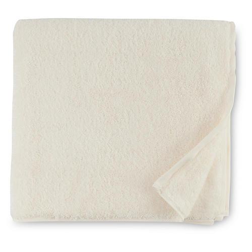 Sarma Guest Towel, Ivory