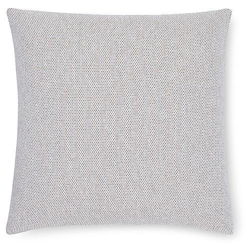Terzo 22x22 Pillow, Mushroom
