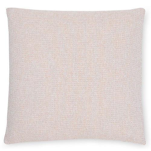 Terzo 22x22 Pillow, Apricot