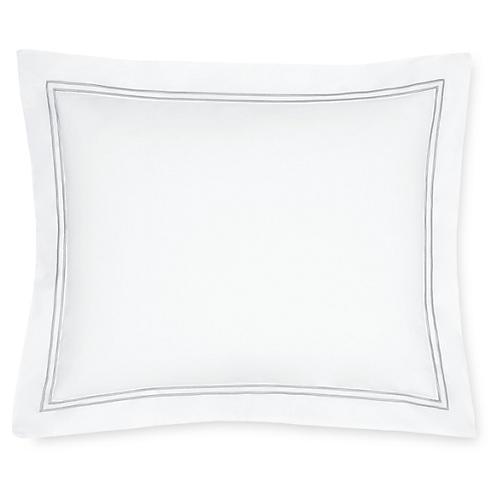 Grande Hotel Sham, White/Silver