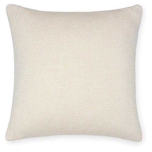 Terzo 22x22 Pillow, Sand