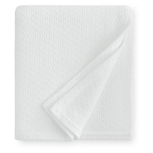Corino Blanket, White