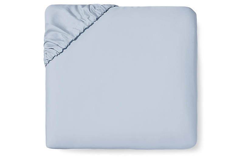 Fiona Fitted Sheet, Powder