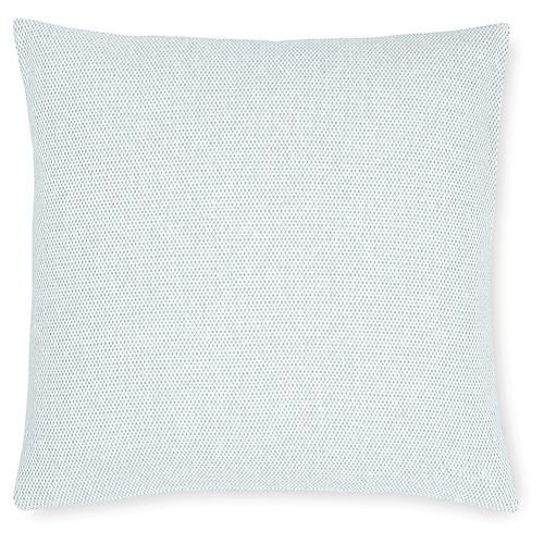 Terzo 22x22 Pillow, Seagreen