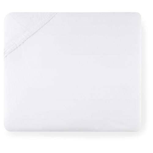 Grande Hotel Fitted Sheet, White