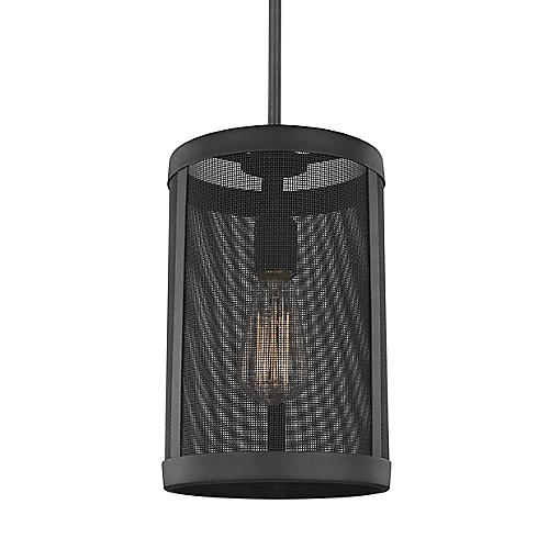 Gereon Outdoor Pendant, Black