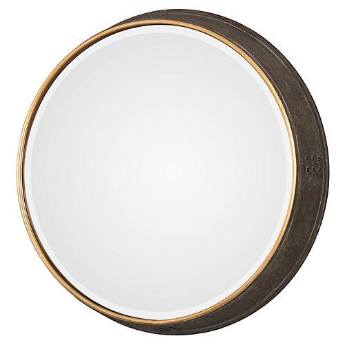 Sturdivant Wall Mirror, Brown