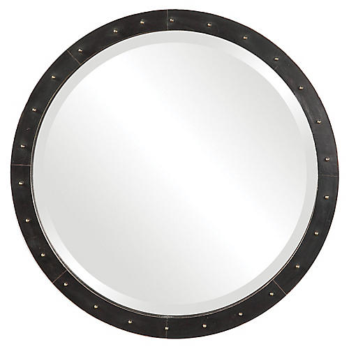 Beldon Wall Mirror, Black