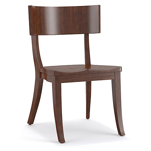Kilsmos Side Chair, Espresso