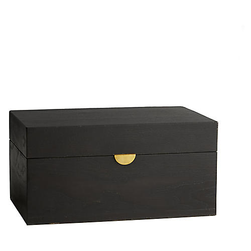 Margeaux Box, Black