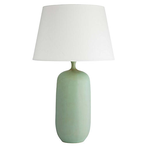 Blair Table Lamp, Pistachio