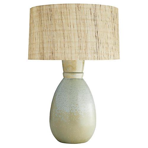 Renley Table Lamp, Mint