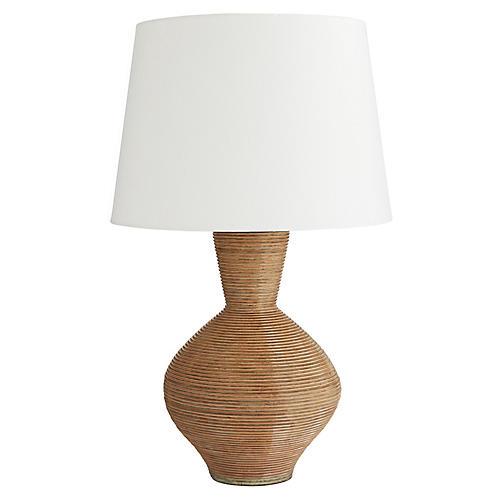 Potter Table Lamp, Terracotta