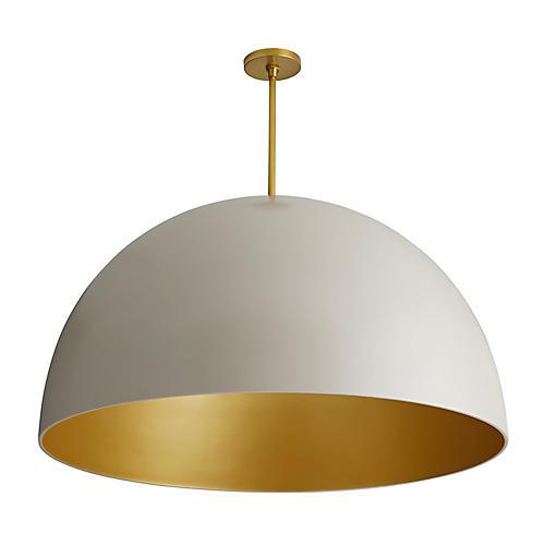 Pascal Pendant, Eggshell