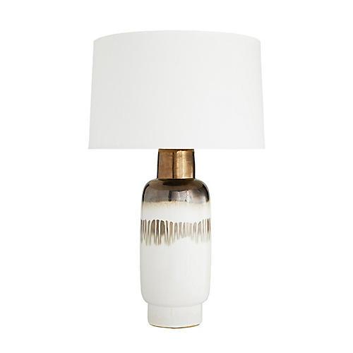 Quinn Table Lamp, Bronze