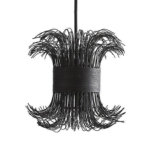 FIlamento Pendant, Black